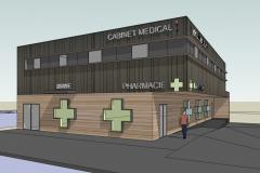pharmacie et cabinet médical